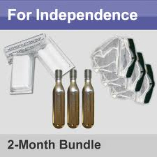 2-Month Accessory Bundle for Independence - Octenol -Northern US