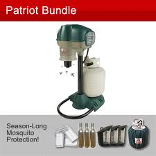 Mosquito Magnet® Patriot Bundle - Octenol (USA)